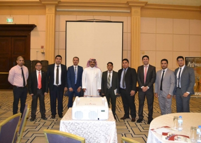 Marriott Riyadh event for the inauguration of AMC Master Catalog 2020