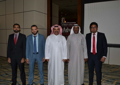 Jeddah Le-Meridien event for the inauguration of AMC Master Catalog 2020